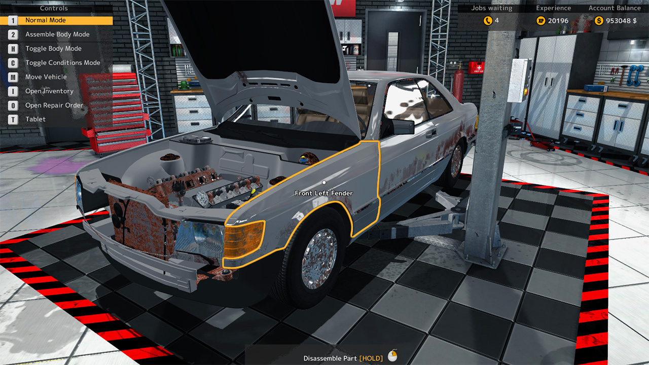Car mechanic simulator 2017 rus скачать