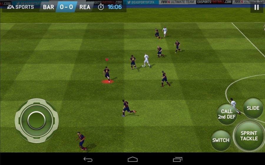 скачать на андроид игру Fifa - фото 8