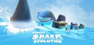 Hungry Shark Evolution взломанная