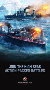 World Of Warships Blitz на Андроид