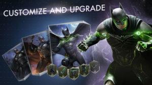 Injustice 2 для андроид