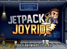 Взломанный Jetpack Joyride